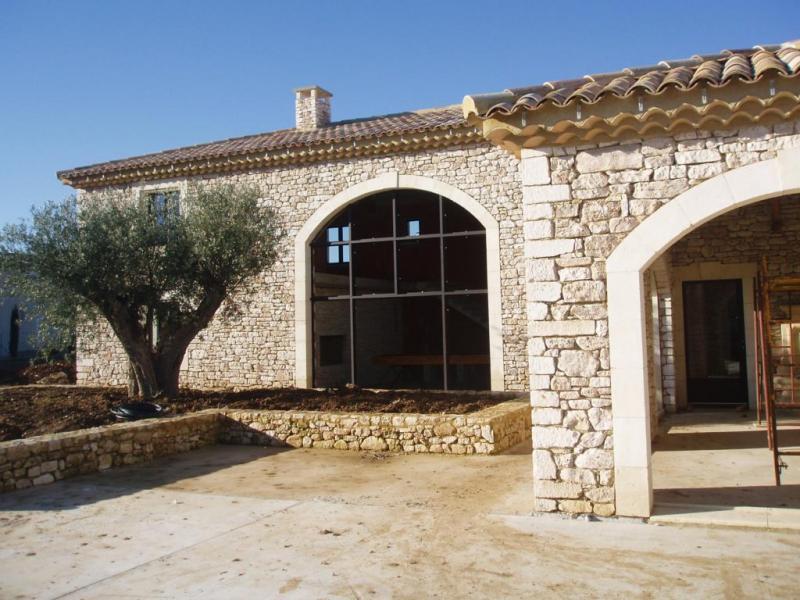 Constructeur maison en pierre gard ventana blog for Construction maison uzes