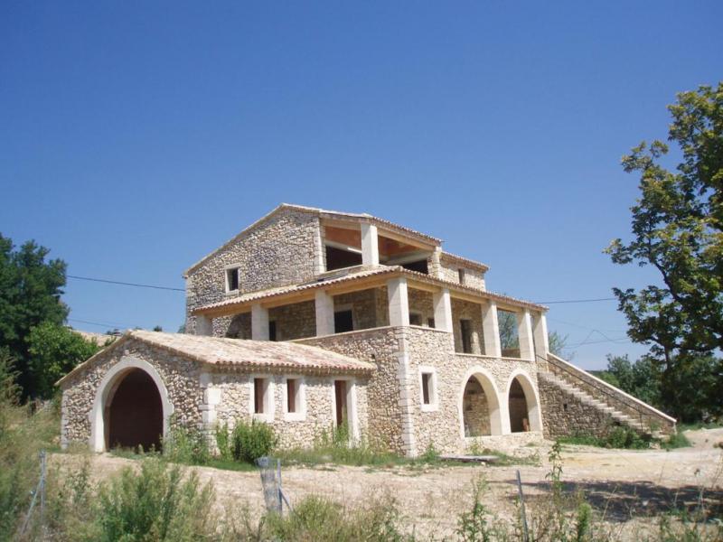 Maison En Pierre Dans Le Gard