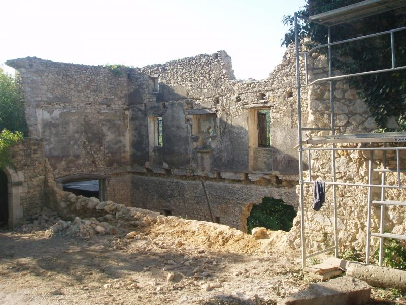 Renovation maison ancienne avant apres la rnovation - Transformer une maison ancienne ...